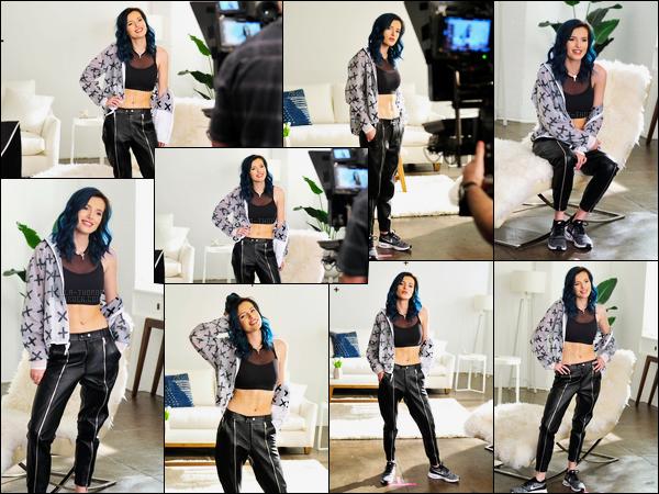 - 22/02/17 : B.Thorne était sur le tournage d'une publicité pour la marque de vêtement américaine SIX:02.La pub était réalisé par Michael Simon. B' a également posté un aperçu du shooting lié à ce tournage sur son compte instagram. • Top or Flop ? -