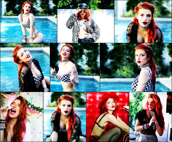- Découvrez un nouveau photoshoot réalisé par Tarina Doolittle de Bella Thorne !-