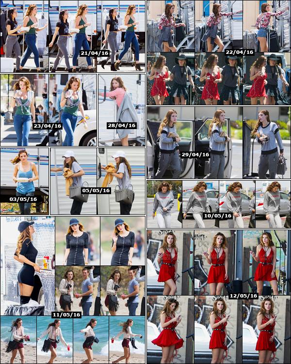 - -« YOU GET ME »---Découvrez la multitude de candids de la sublime Bella Thorne sur le tournage du film !Tourné à Santa Monica et à Los Angeles, le film (produit par Netflix) sera diffusé en avant-première lors du Los Angeles Film Festival le 19 juin... -