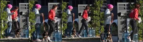 - -- 08.12.17 --''▬ Bella Thorne ainsi que son petit-ami ont été aperçue quittant le domicile de celle-ci, situé à Los Angeles.Je ne suis pas très très fan de ce couple mais Modsun rends visiblement notre jolie rousse heureuse, et c'est tout ce qui importe au final n'est-ce pas ? -