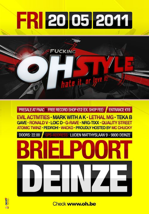 Play @t Fucking Ohstyle Brielpoort deinze (be)