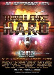30 septembre Play @t Turbulence Hard Qubz (Louven) be :d !