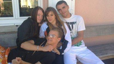 Marie, Miki, ma Femme et Moi