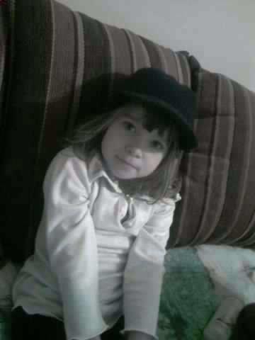 Ma petite soeur Juliana que j'aime!!