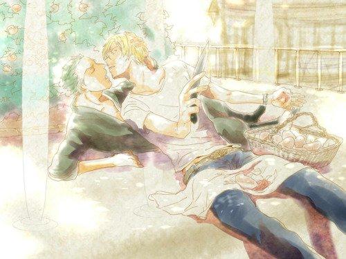 Zoro x Sanji