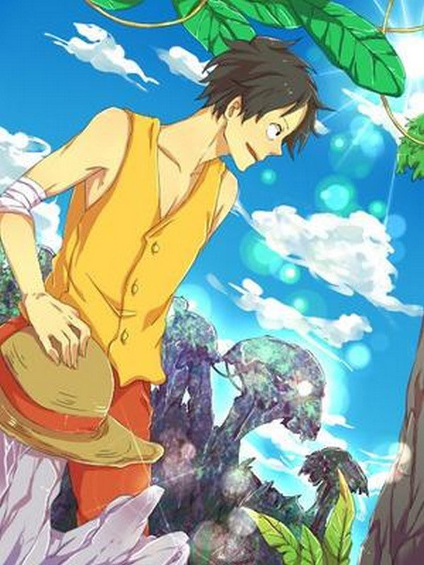 Image de Luffy (part 3)