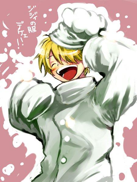 Image de Sanji part 9 (spécial enfant)