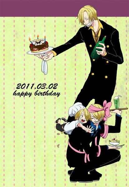 Joyeux Anniversaire Sanji !!