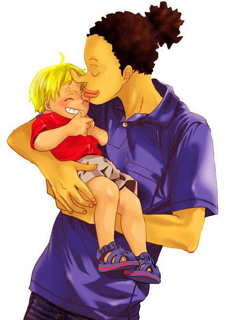 Image des Mugiwara enfant part 6