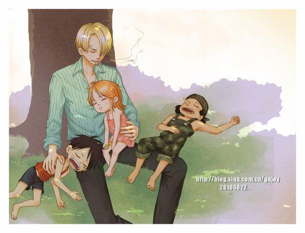 Image des Mugiwara enfant part 8