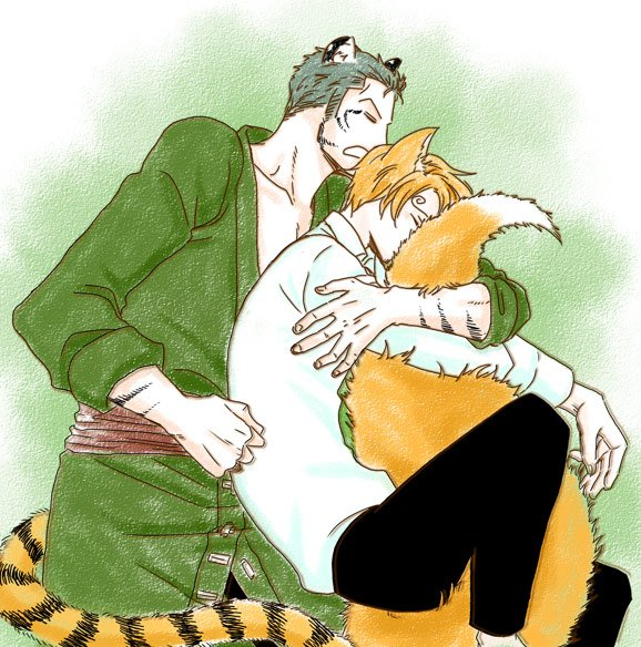 Image Zoro x Sanji (animal) 224