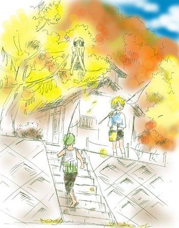 Image Zoro x Sanji (enfant) 238