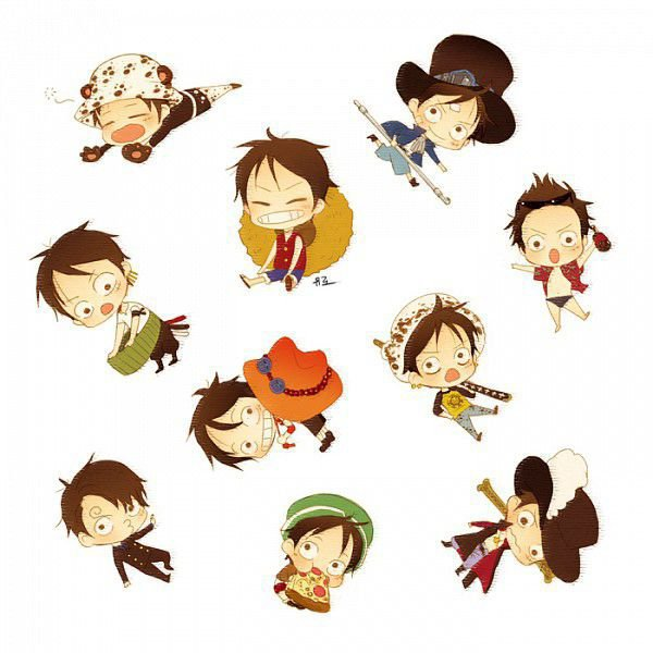 Image de Luffy part 5