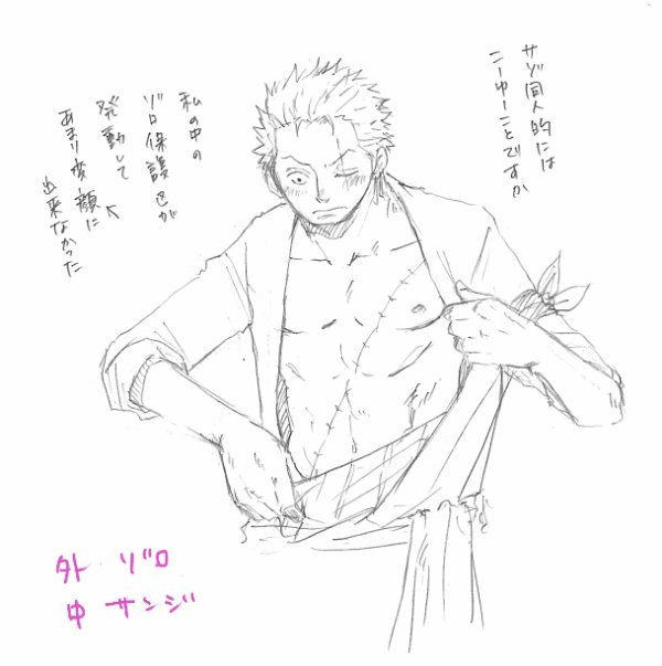 Image de Zoro part 12