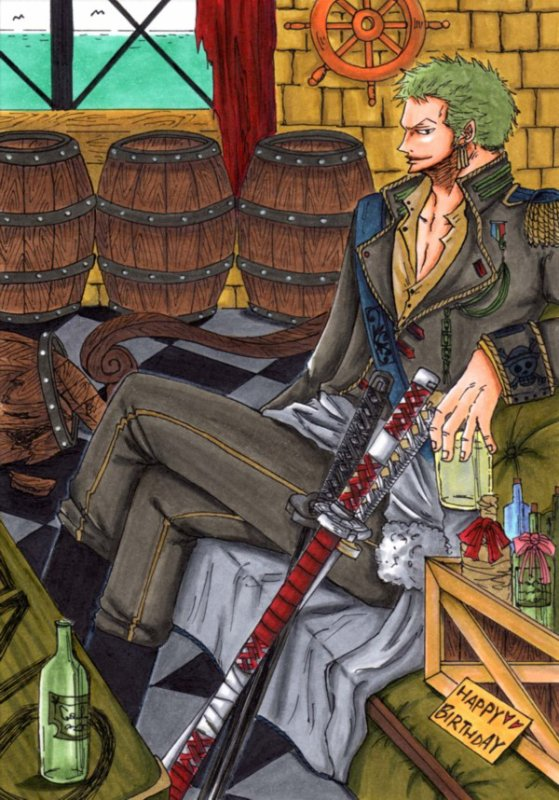 Image de Zoro part 21