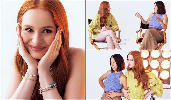 * * '-Photoshoot ●- Découvrez un shoot de Madelaine P. pour la marque «Pandora Jewelry». *