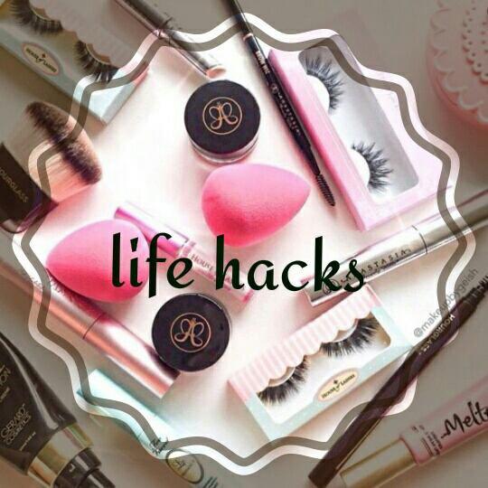[Life hacks N°1] 5 Life Hacks ღ