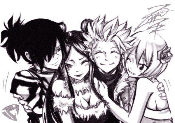 Rogue&Minerva et Sting&Yukino