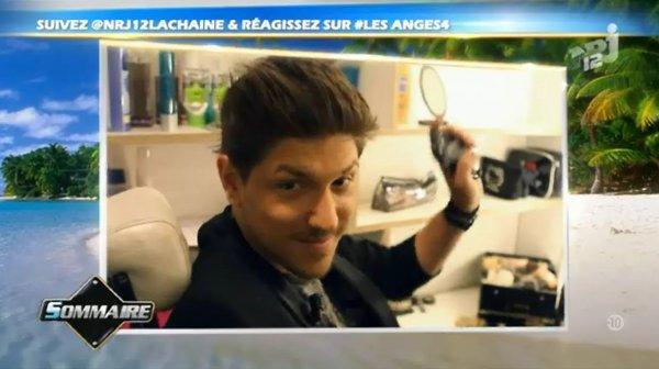 voici quelque photo de Quentin ds les anges de la téléréaliter 4 le 20/06/12