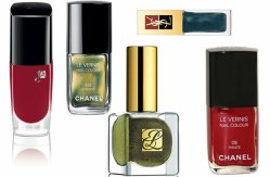 Vernis a ongles automne-hiver