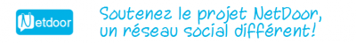 Netdoor.fr - Le nouveau réseau social 100% français