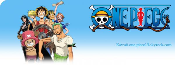 Welcome ! Faи de One Piece •