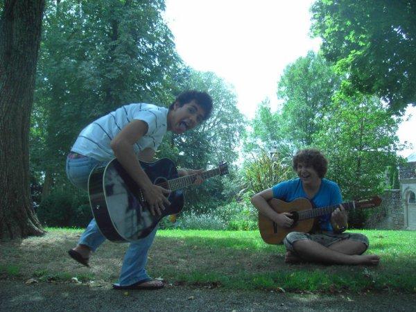 Anthony et Lucas