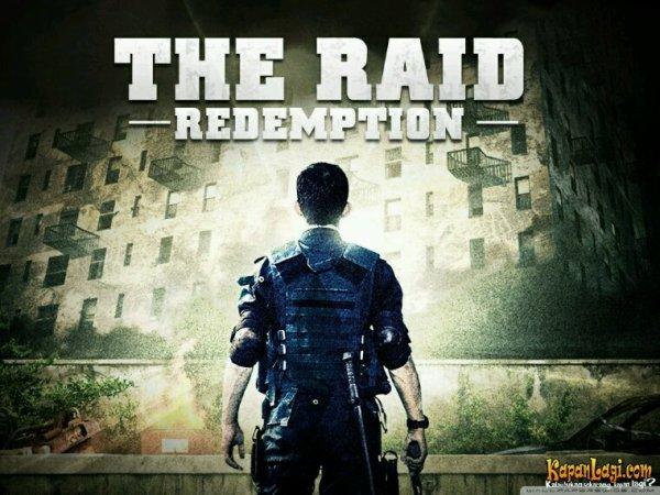 Qui connaît The Raid ??? ???♡♡♡