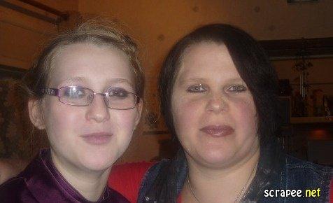 moi et maman au nouvel an