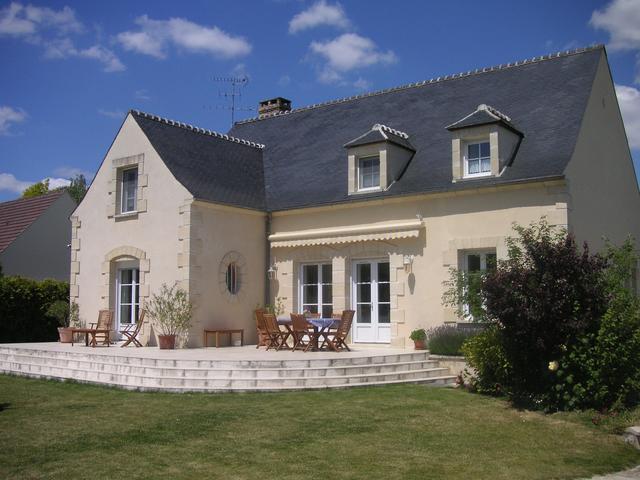 La Villa Edelweiss!!
