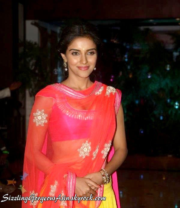 More pics Asin @ Sangeet Function