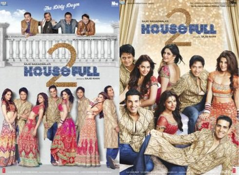 Housefull 2 Posters