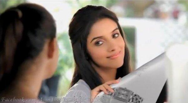 Asin New Fair & Lovely ad