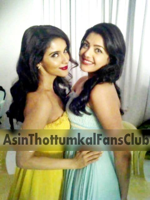 Asin & Kajal Photoshoot