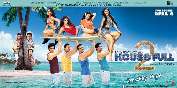 Housefull 2 new poster