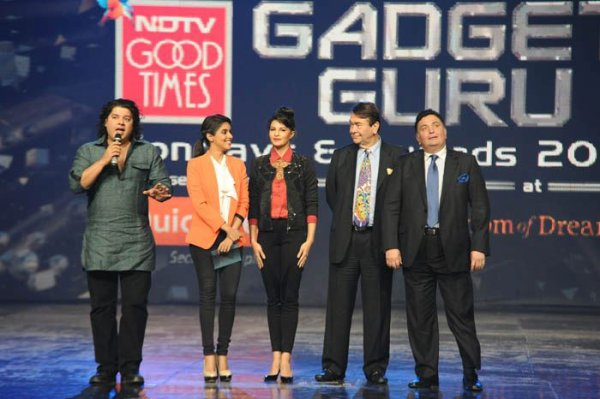 Asin at the Gadget Guru Conclave Promoting Housefull 2