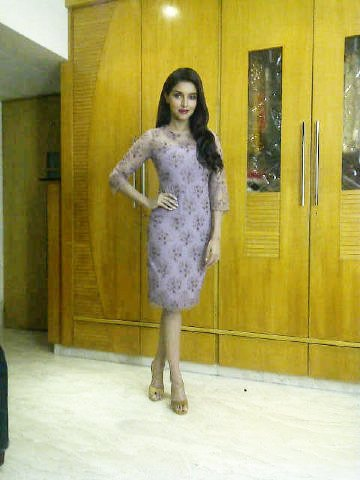 Asin styled by Tanya for Conclave party!