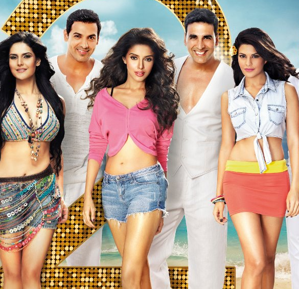 Asin in Housefull 2