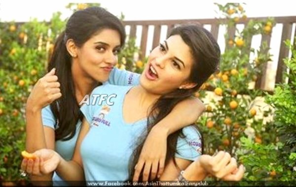 Jacqueline Fernandez: I was intimidated by Asin