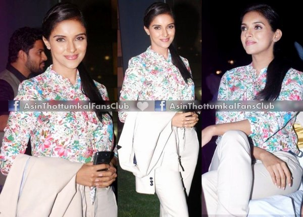 Asin at Young Changemakers Conclave at the US Consulate.