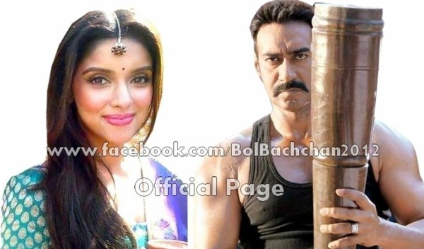 Does Ajay-Asin starrer Bol Bachchan have to be wary of Spider-Man?