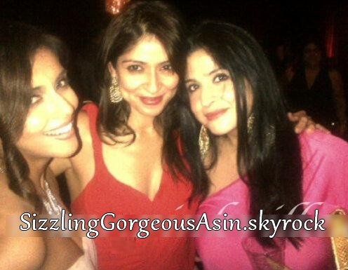 Asin: unseen pictures from Karan Johar's birthday party