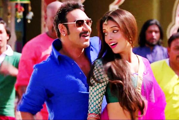 Bol Bachchan Promo Song & Stills!