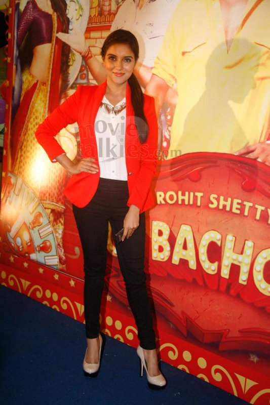 'Bol Bachchan' Team Promotion On The Sets Of 'Tarak Mehta Ka Oolta Chashma'