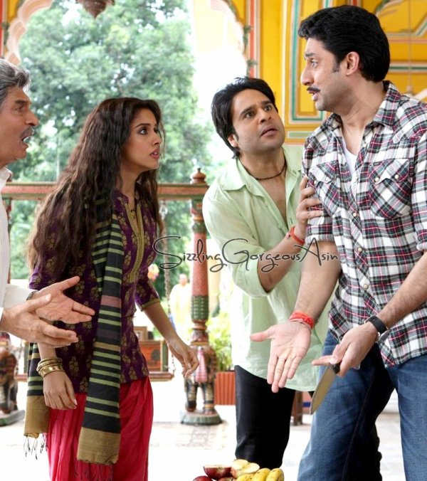 Interview: Asin Hopes to Continue Her Lucky Streak with 'Bol Bachchan'