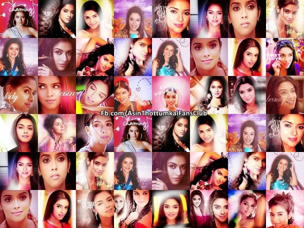 Happy Birthday Asin 2012