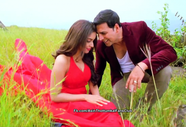 Khiladi 786's New Song - Saari Saari Raat ft. Akshay Kumar & Asin