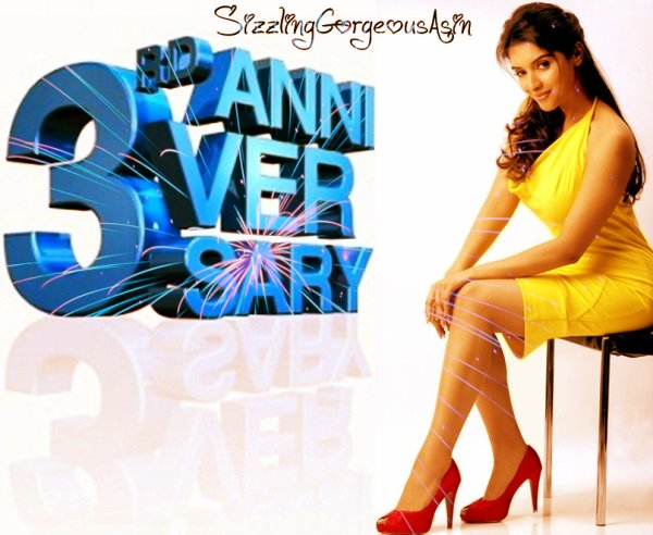 S.G.A Celebrating 3rd year Anniversary!