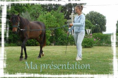 Ma tite presentation  =)