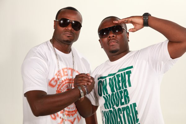 DJ ROSS & M.SOSA aka IVO ALL STARS ( Ghetto Stars Records & OVNI Productions)